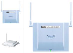 松下Panasonic 的2.4G无线电话系统,无线解决方案