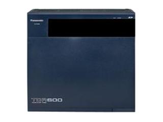 松下KX-TDA600CN报价,12外线128分机;