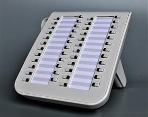 在配置KX-NS300的时候,要注意一下,数字板和模拟分机板不一样